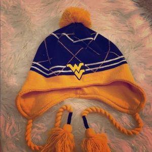 WV winter hat.
